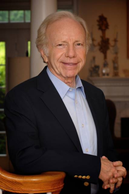 Lieberman will deliver his first lecture as a member of the YU faculty on October 28.