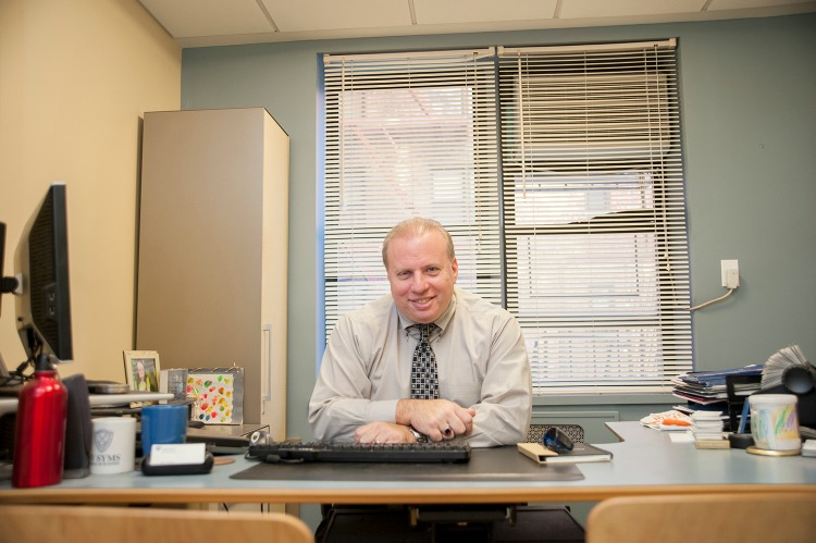 Marc Goldman, Executive Director, Career Center
