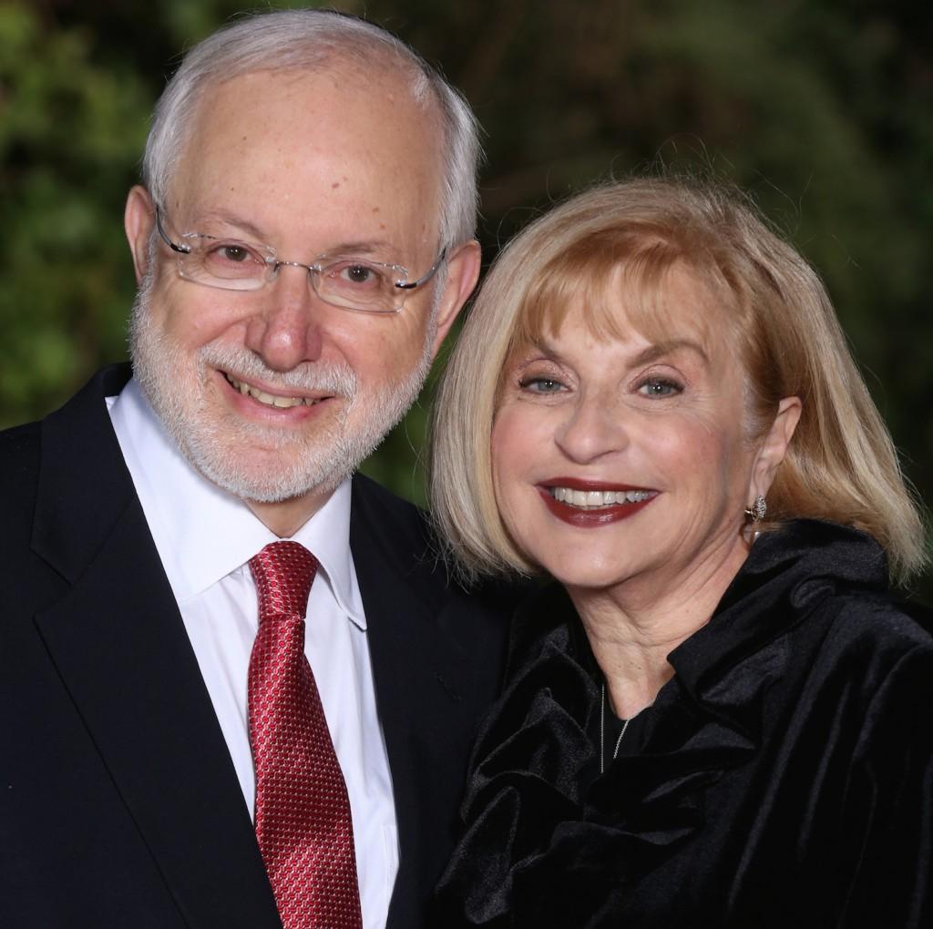 Murray and Basheva Goldberg