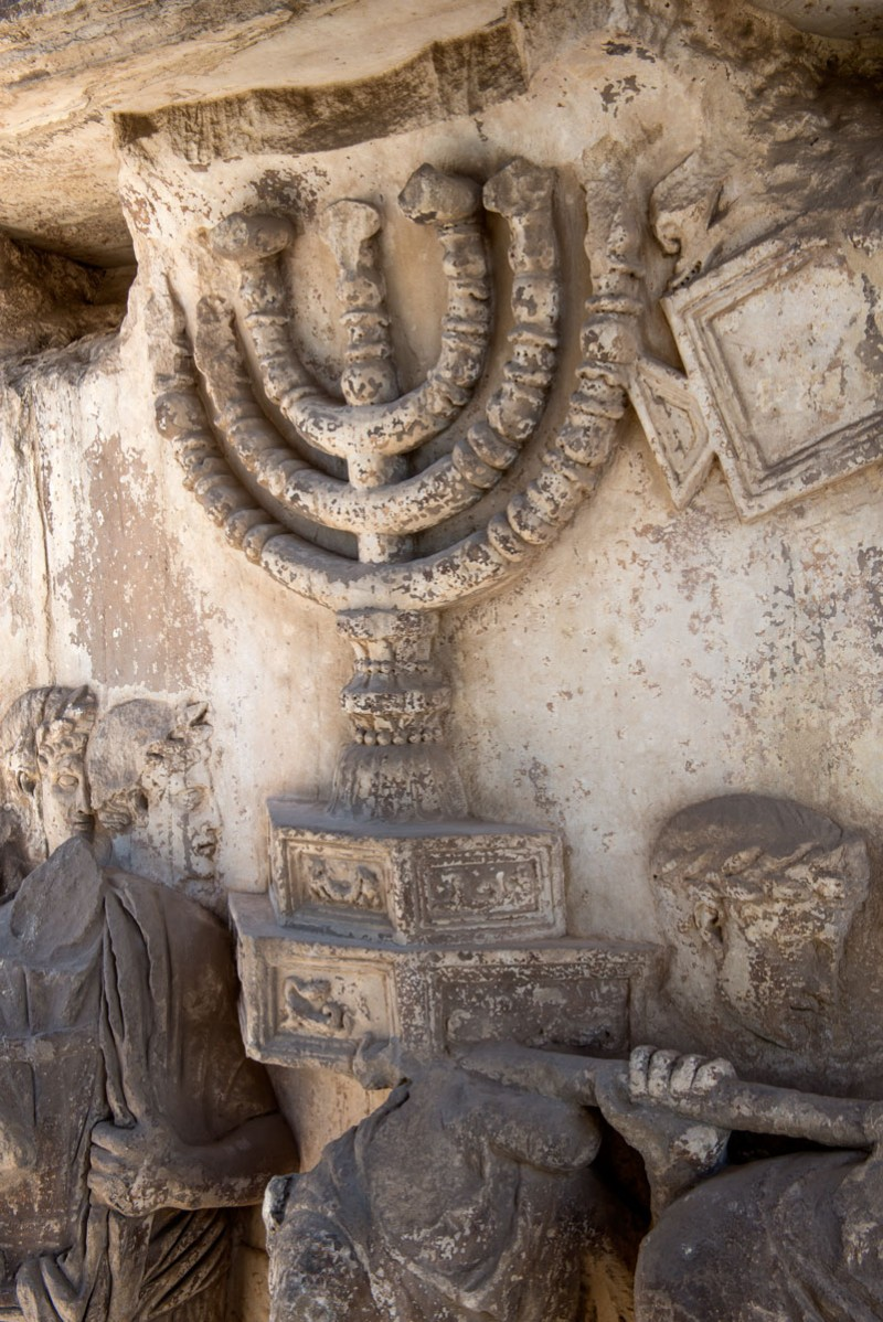 Copy of 16 Arch Menorah