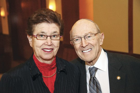 Dr. Monique C. and Dr. Mordecai D. Katz