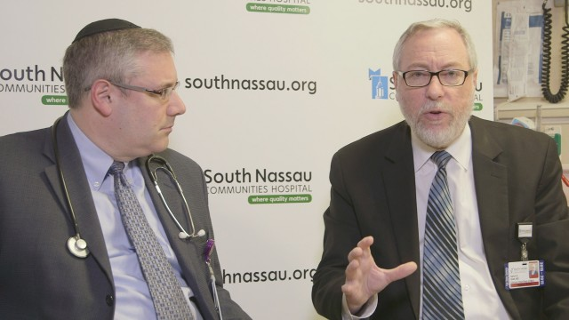 "Rabbi Dr. Edward Reichman and Rabbi Dr. Aaron Glatt present ""Inside the Hospital, ER & ICU: Understanding the Top Issues, Equipment, Terms and Staff"""