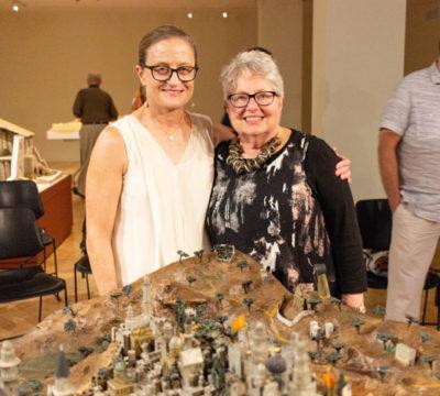 Christina Krumrine and Kay Khan