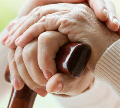 Hands on Cane - Gerontology Program