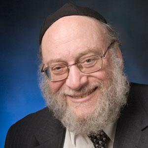 """Rabbi Dr. Yaakov Elman z""""l"""