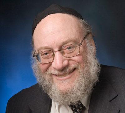 Rabbi Dr. Yaakov Elman
