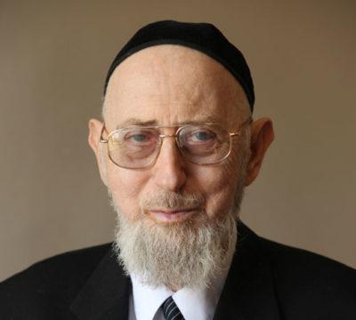 "Rabbi Meir Fulda z""l"