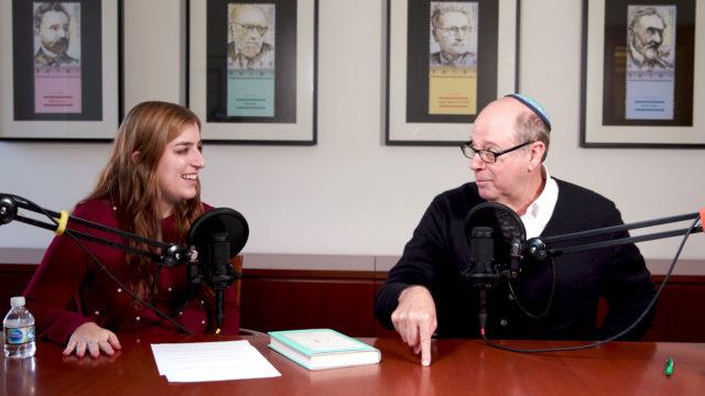 Jordyn Kaufman interviews Stephen Tobolowsky for Scroll Up, A Yeshiva University Podcast