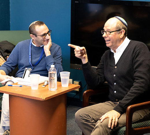 Stephen Tobolowsky visits YU for a day.