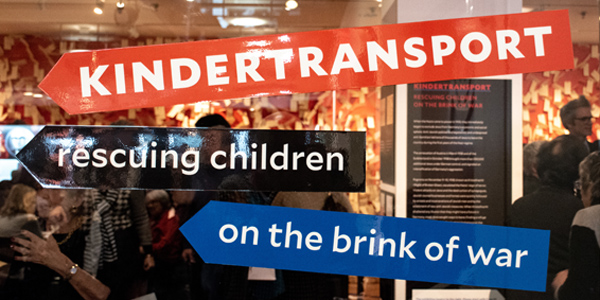 Kindertransport logo