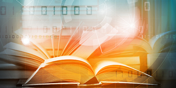 e books concept electronic reading
