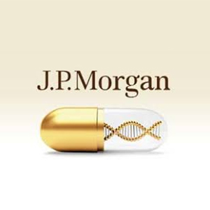 JP Morgan Health Conference Logo