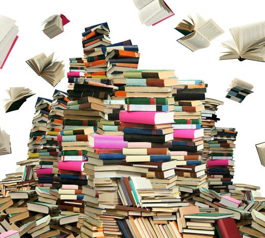 Book scramble