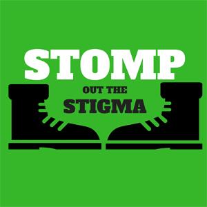 Stomp Out The Stigma Logo