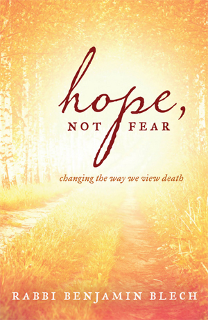 Hope, Not Fear Book Cover