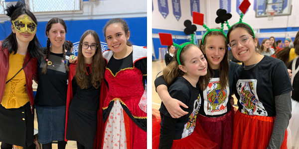 Purim at Central 2019