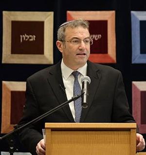Rabbi Berman Delivers Yahrtzeit Shiur 2019