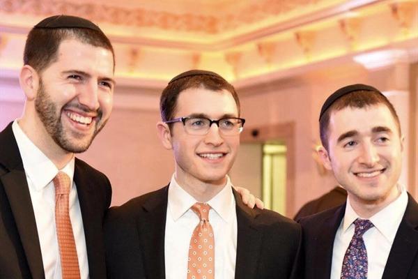 Three Goldberg Brothers