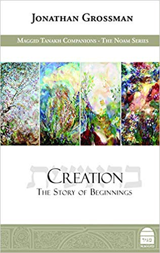 Creation book cover