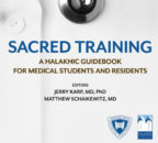 Sacred Training book cover