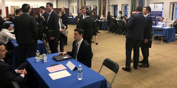 Spring Finance Meet and Greet with YU Alumni – Yeshiva University News