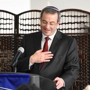 Dr. Ari Berman, President of Yeshiva University