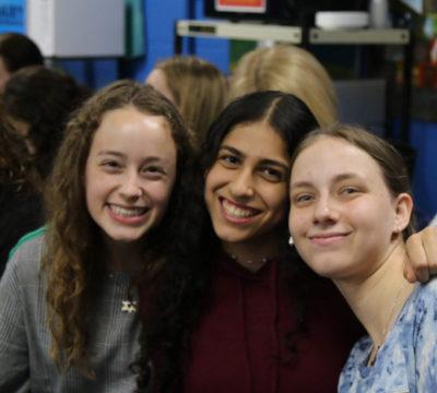Siyum at Samuel H. Wang Yeshiva University High Schools for Girls