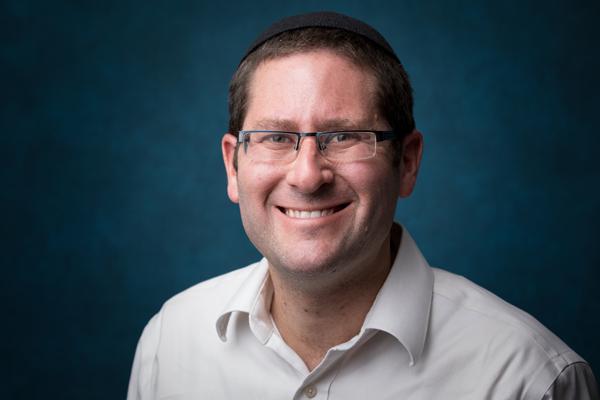 Jonathan Cohen, Admissions Coordinator at the S. Daniel Abraham Israel Program