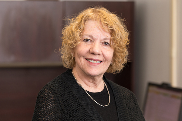 Karen Shawn, Editor-in-Chief of PRISM Journal and a Professor at Azrieli