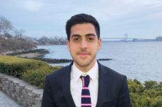 Portrait of Aharon Benchimol