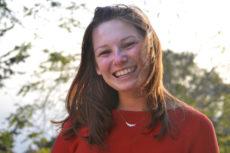 Portrait of Ellie Parker