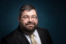 Portrait of Rabbi Daniel Feldman