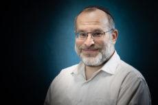 Portrait of Moshe Schapiro
