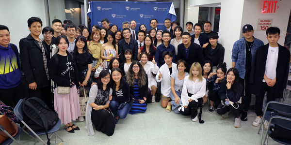 Mid-Autumn Fesitval YU Chinese students