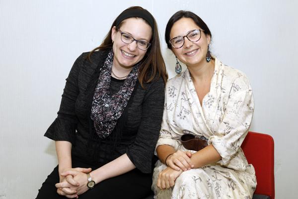 Sivan Rahav Meir and Bari Weiss