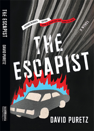 Book cover for The Escapist