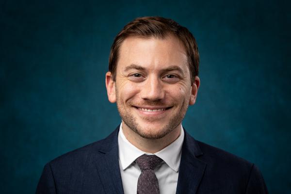 David Puretz, Lecturer, English, YC