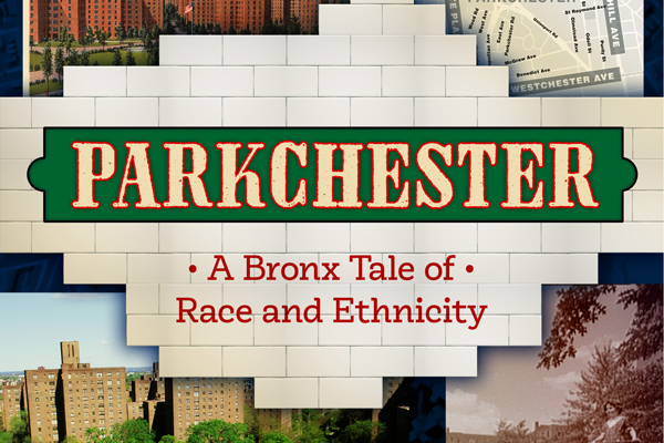 Excerpt from the cover of Parkchester by Jeffrey Gurock