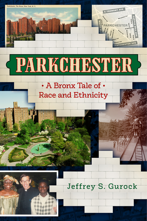 Cover of Parkchester by Jeffrey Gurock
