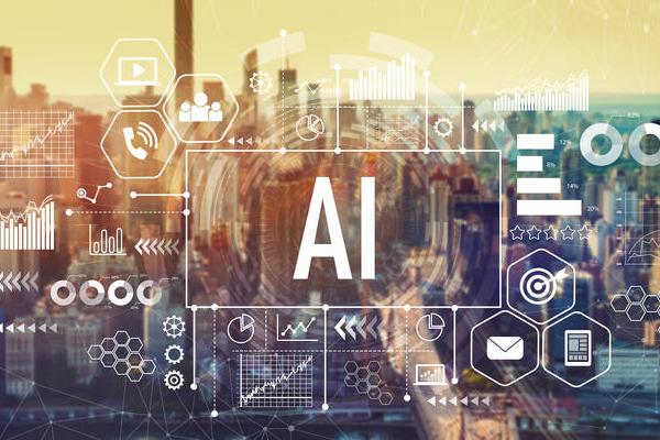 Logo for AI Program