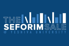 Seforim Sale Logo