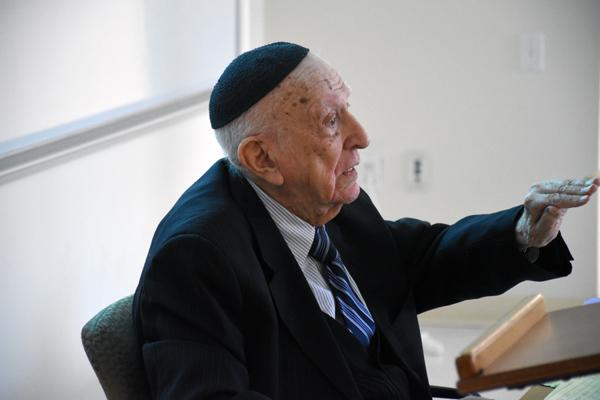 Rabbi David Eliach
