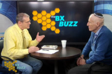 Gary Axelbank, host of the show, interview Dr. Jeffrey Gurock