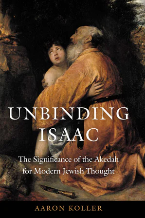 Book Cover of Unbinding Isaac