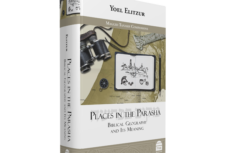Places in the Parasha book cover