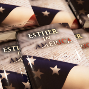 Cover of Esther in America