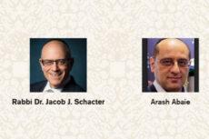 JJ Schacter and Arash Abaie