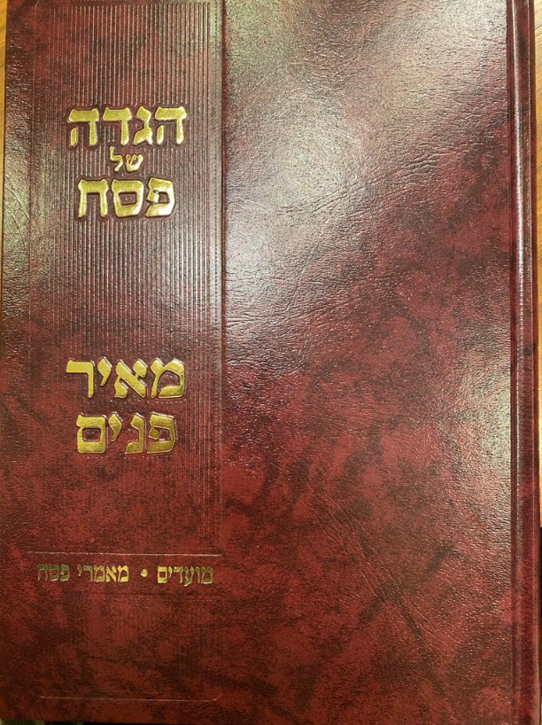 Haggadah Shel Pesach: Meir Panim