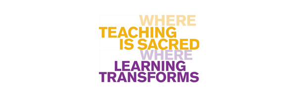 Azrieli Motto: Where Teaching is Sacred, Where Learning Transforms