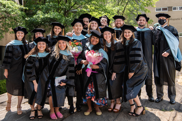 Ferkauf Graduate School of Psychology Commencement 2021 at Einstein campus, Bronx, NY, Friday, May 28, 2021